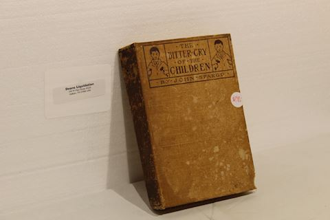 """1906 1st Edition """"The Bitter Cry of the Children"""""""