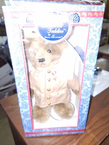 Roosevelt Collectible Bear