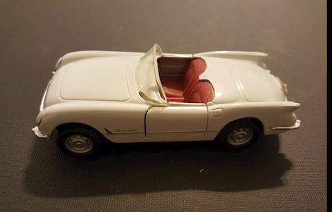 Vintage Corvette Model Car