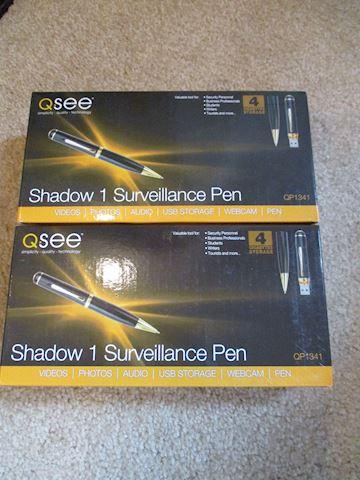 Surveillance Pen