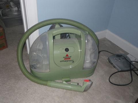 """Bissell """"Little Green Machine"""""""
