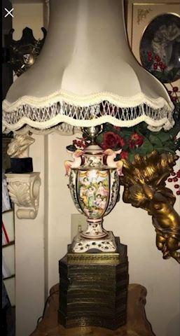 CAPIDIMONTE LAMP