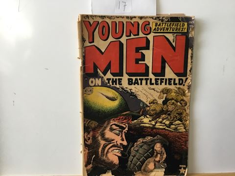Young Men no 17