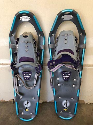Atlas Snow Shoes 825 w/ Case