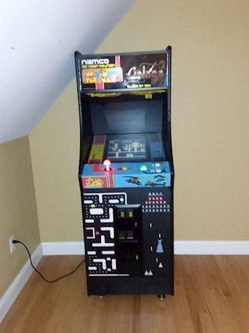 Namco 20 Year ReUnion Midway Arcade Game 1981