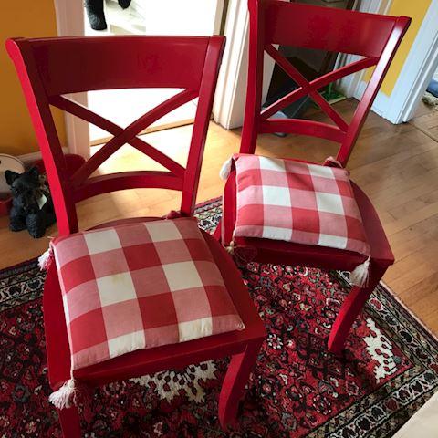 PR CrateBarrel chairs