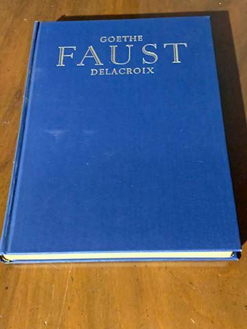 Liv.  521. Gauche Faust Delacroix
