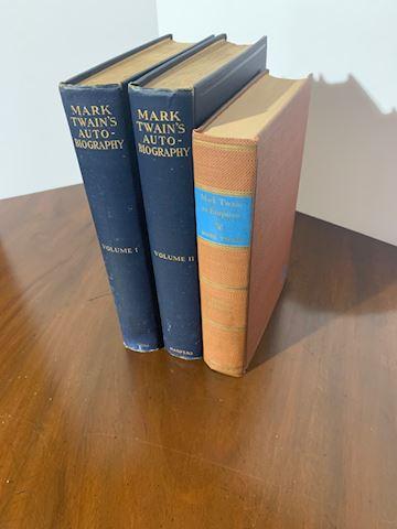 Liv.   504.  Mark Twain Collection