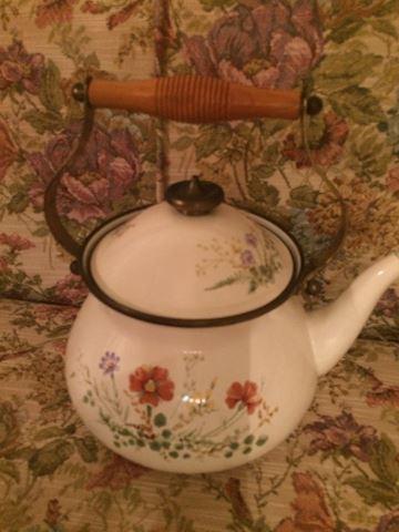 Mikasa tea kettle