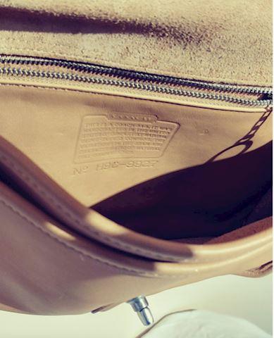 Coach Handbag Leather (Excellent Condition)