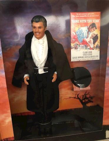 Ken as Rhett Butler Doll