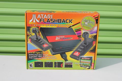 Atari Flashback Gaming Console