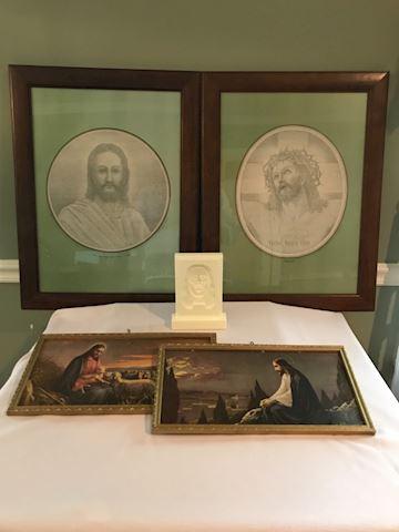 Christian art and decor
