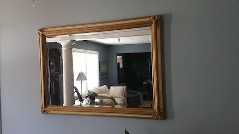 423038 Beveled Mirror