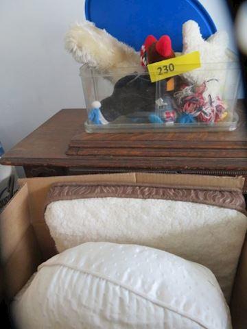 Dog Beds & Dog Toys