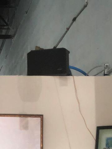 Bose Stereo Speaker