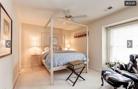Queen size Bed frame no mattress