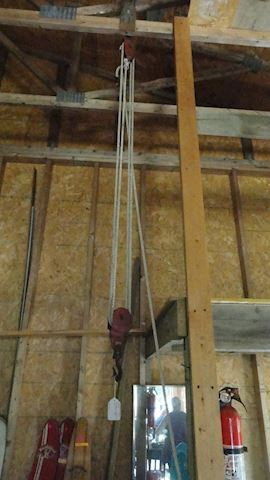 Block and Tackle Lot # 167