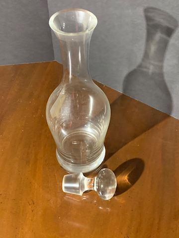 Liv.   501 Glass Decanter