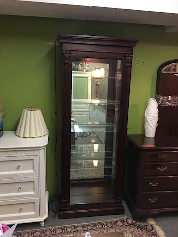 Pulaski Curio /Display Case