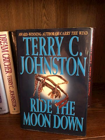 Terry C. Johnston Books - 10 Total