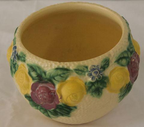 Majolica-like Vase