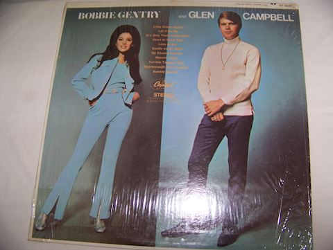 Bobbie Gentry & Glen Campbell on Capitol Records