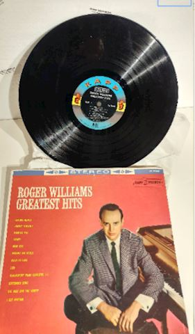 Album Vinyl Roger Williams