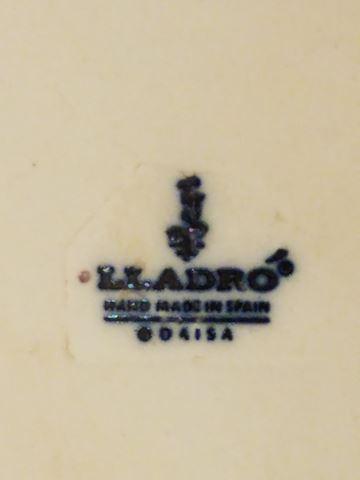 Lladro 4516 Female Equestrian