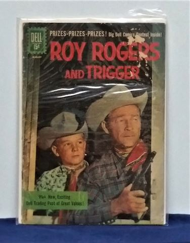 Roy Rodgers Comic- Vintage