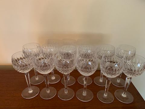Waterford goblets