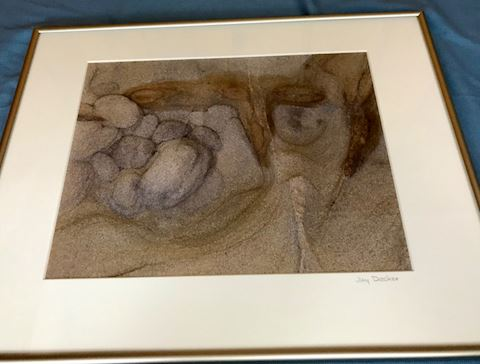 Jay decker Sand Formations Photo