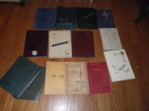 STL Vintage Yearbooks