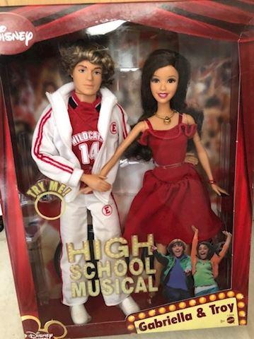 Barbie - Disney High School Musical
