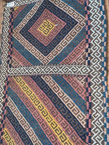 Lot 0111 Hand Weaved Prayer Rug