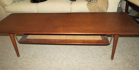 Mid Century France and Son Teak Coffee Table