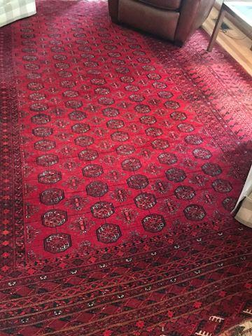 8.5 x 11 Persian rug