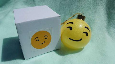 Emoji Ornament - 10