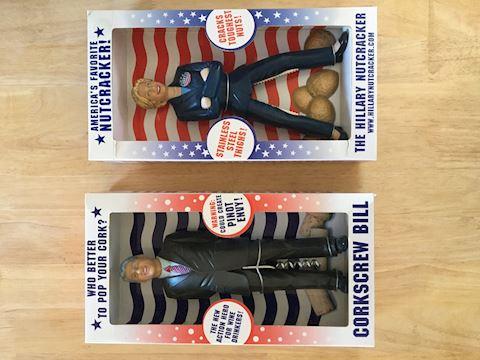 Corkscrew Bill + The Hillary Nutcracker