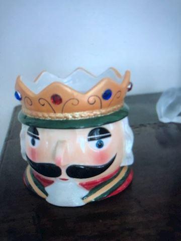 King vase