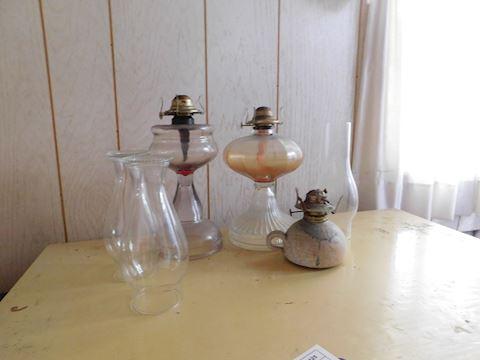 045 Oil Lamps