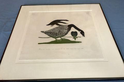 JOSIE PAMIUTU PAPIALUK Canadian Geese