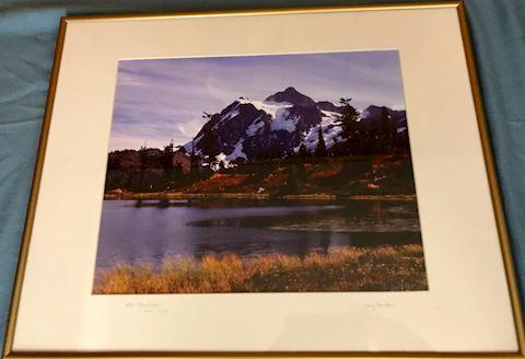 Jay decker Mt. Shuksan Photo