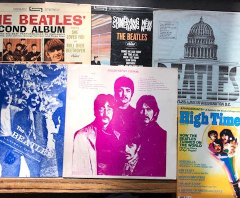 14 Beatles Albums