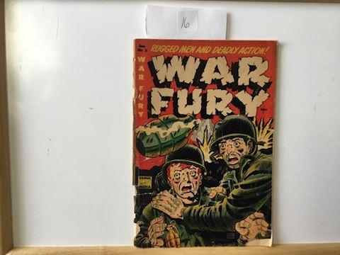 War Fury no 3