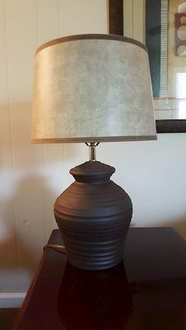 423030 Pair of Lamps