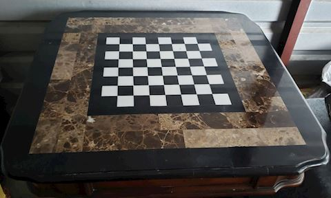 Fantastic Stone/Wood - Detailed Game Table