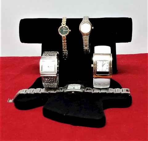 5 Ladies Watches
