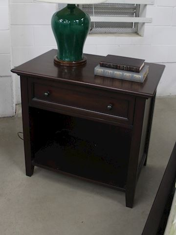 Pottery Barn Hudson Nightstand