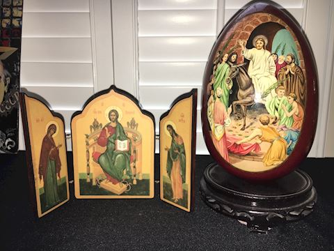 Souvenir Russian Icons